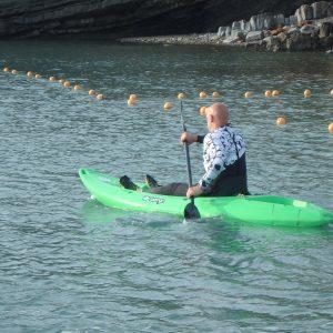 Kayaking in Bude
